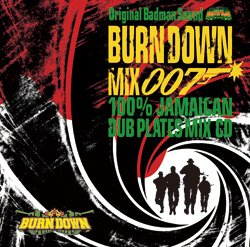 画像1: 100% JAMAICAN DUB PLATES MIX CD 【BURN DOWN MIX7】