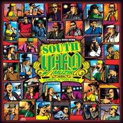 "画像1: 【""SOUTH YAAD MUZIK"" COMPILATION VOL.6】(DVD付き)"