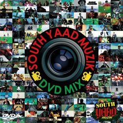 "画像1: 【""SOUTH YAAD MUZIK"" DVD MIX】"