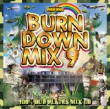 100% DUB PLATES MIX CD 【BURN DOWN MIX 9】